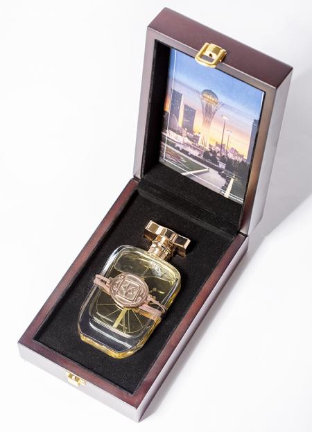 Pulse of Astana, 95 ml, wooden box